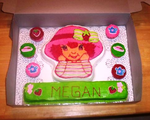 Happy Third Birthday Megan!!