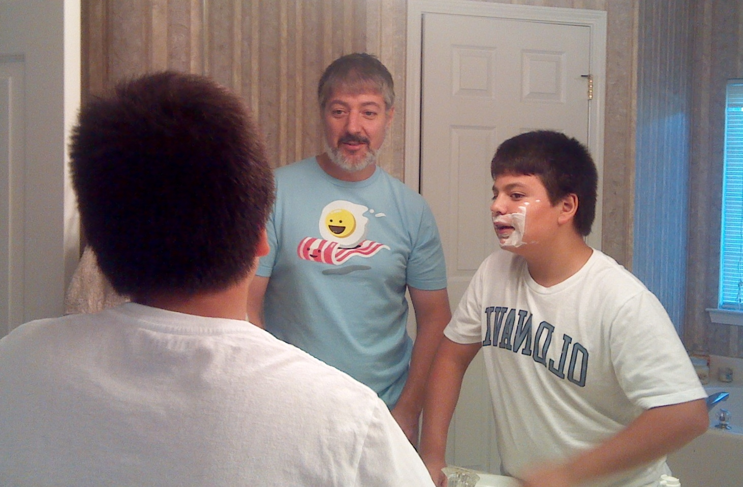 Matthew Shaving - Aug 2014