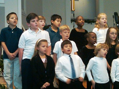 Matthew and the Kids Chorus